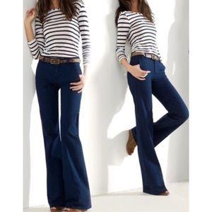 Madewell Widelegger Wide Leg Dark Wash Jeans 29
